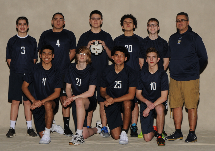 Boys Volleyball in State Playoffs
