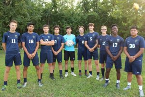 2018-19 Senior Boys Soccer