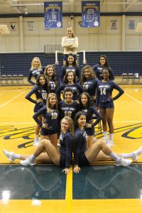 Varsity Volleyball 2018-19