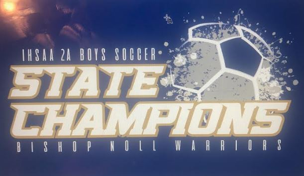 Order Soccer State Champion Tee Shirts Now!!