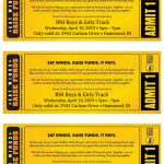 BNI Boys & Girls Track Fundraiser @ Buffalo Wild Wings Wed. 4/10/19