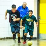 Park Center High School Coed Cognitively Impaired Soccer C.I. Adapted falls to Apollo High School 2-5