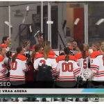 Osseo-Park Center Girls Hockey Wins Third Straight