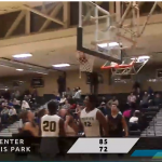 Park Center Boys Basketball Scores Road Win