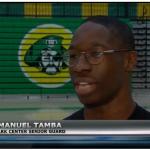 Sports Jam Spotlight: Emmanuel Tamba