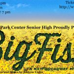Big Fish the Musical Set to Premier Friday, March 1st!