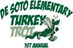 1st Annual De Soto Elementary Turkey Trot
