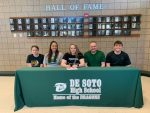 Foeller Signs with McKendree Bearcats