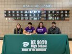 Reissing To Tackle McKendree