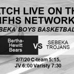 BBB Webcast Tonight
