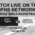 GBB Webcast Tonight