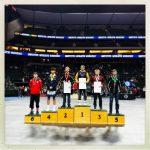 Hendrickson 2nd in State