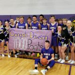 Bullock Scores 1000th in Victory