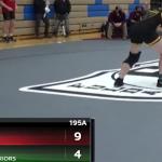 Carlson falls to #1 Seed
