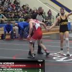 Hendrickson advances to the state finals