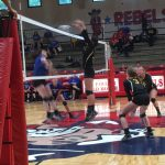 JV Volleyball Gets Mixed Results at Lady Rebels JV Tournament