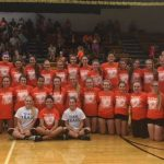 Tigers and Hawks Make Tuesday's Volleyball Match More Than Just A Game