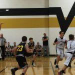 Seventh Grade Boys Basketball Defeats Grandview 55-11