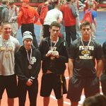 FHS Wrestlers Take Third Place at Rebel Invitational