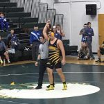 Tigers Wrestling Drops Two Duals Tuesday at DeSoto