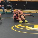 Tigers Wrestling Wins Two Duals at Home on Tuesday