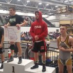 Harris & Sexton Qualify for State Wrestling Meet