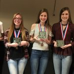 """FHS Students Recognized as """"Character Athletes"""""""