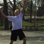 Tennis Drops Season Opener to St. Pius