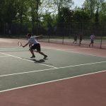 FHS Tennis Team Takes Down St. Pius 5-4