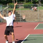 Michael Hawkins Represents Festus High School at State Tennis Tournament