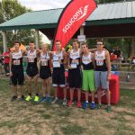 Boys Cross Country Begins State Title Defense with Fleet Feet Victory