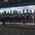 Middle School Boys Cross Country Victorious at Bowles Invitational