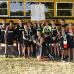 Middle School Boys Continue Cross Country Domination