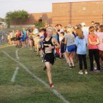 Middle School Boys Cross Country Wins Fourth Straight Meet