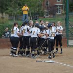 Softball Tigers Win Back-and-Forth Game; One Step Away From District Title