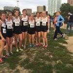 Varsity Cross Country Girls Win Second Straight Meet