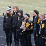 Cross Country Girls Miss District Title by One Point; Qualify for State