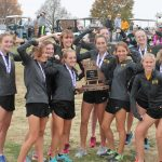 Reactions From the State Champs–Festus Girls Cross Country