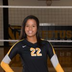 Bria Garmon Named to All-State Volleyball Team