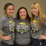 Three FHS Softball Players Share Three Honors