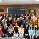 FHS Cheerleading Introduces Basketball Cheer Squad