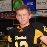 Chase Cole Named to All-District Football Team at Two Positions; Two Others Honored