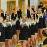 Festus Cheerleaders Start Winter Season