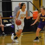 Varsity Girls Run Hoops Streak to Three With Convincing Win at Home