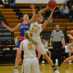 Varsity Girls Basketball Gets Big Conference Victory on Wednesday