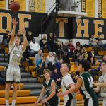 Freshman Boys Basketball Gets Fifth Straight Victory With Overtime Win
