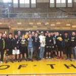 FHS Wrestling Takes First Place at University City Lions Classic