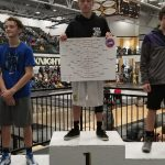 Four Tigers Qualify for State as Festus Wrestling Finishes Sixth at Districts