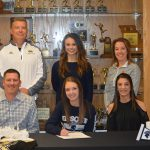 Cheek Signs Letter of Intent to Cheer at Missouri Baptist