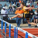 Boys Varsity Takes Fifth Place at Tiger Town Track Invitational